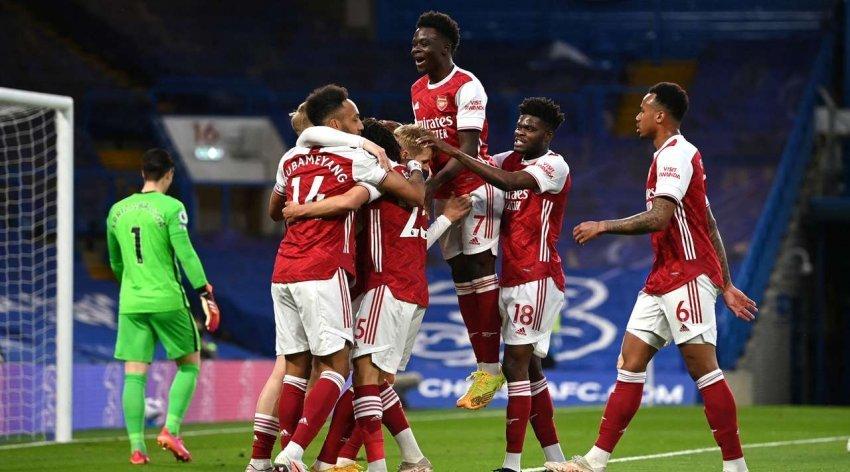 Arsenali e la duarthatë Chelsean në derbin londinez