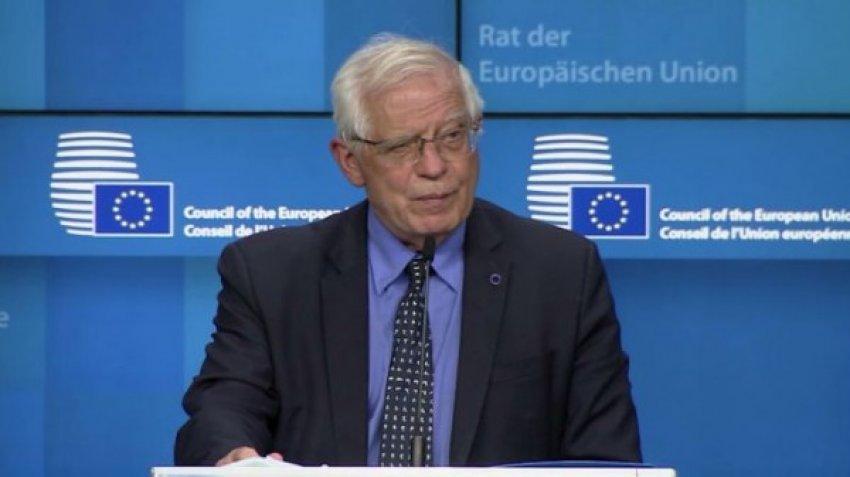 Borrell: Përshkallëzimi i dhunës në Lindjen e Mesme duhet të ndalet