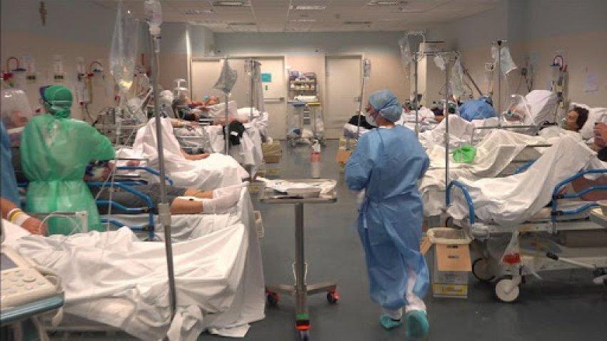 Në Itali brenda 24 orëve janë regjistruar 262 viktima nga Covid-19