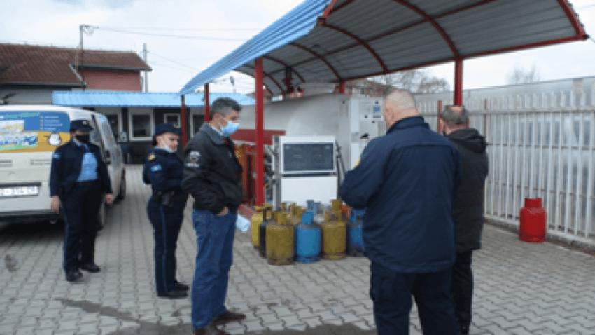 """Në Mitrovicë po realizohet projekti """"Bombolat e gazit"""""""