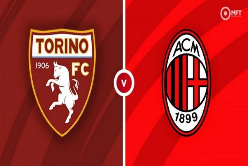 Milan -Torino, publikohen formacionet zyrtare