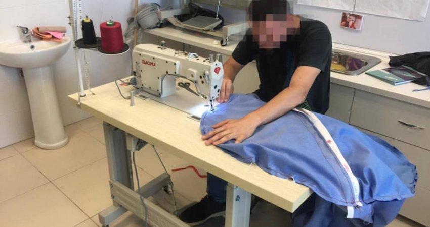 Të miturit në Qendrën Edukative Korrektuese në Lipjan kanë filluar prodhimin e shilteve