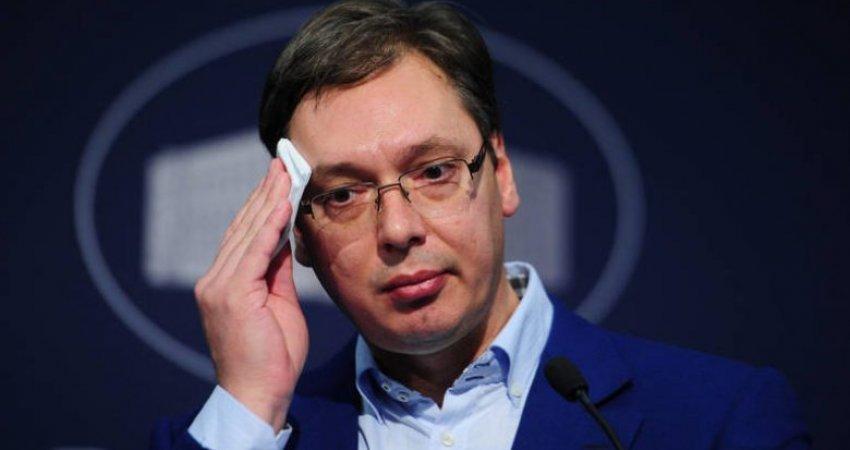 Vuçiq paralajmërim për popullin serb rreth Kosovës
