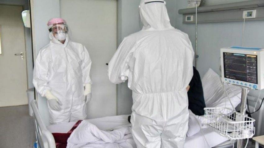 ShSKUK: Në trajtim 150 pacientë, 62 të konfirmuar me COVID-19