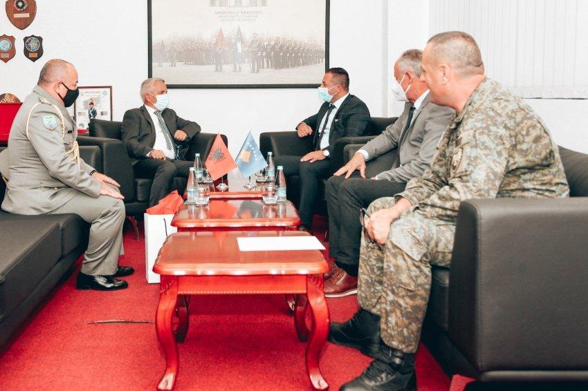 Bashkëpunimi i fuqishëm Kosovë-Shqipëri - interes i lartë për sigurinë e rajonit dhe më gjerë