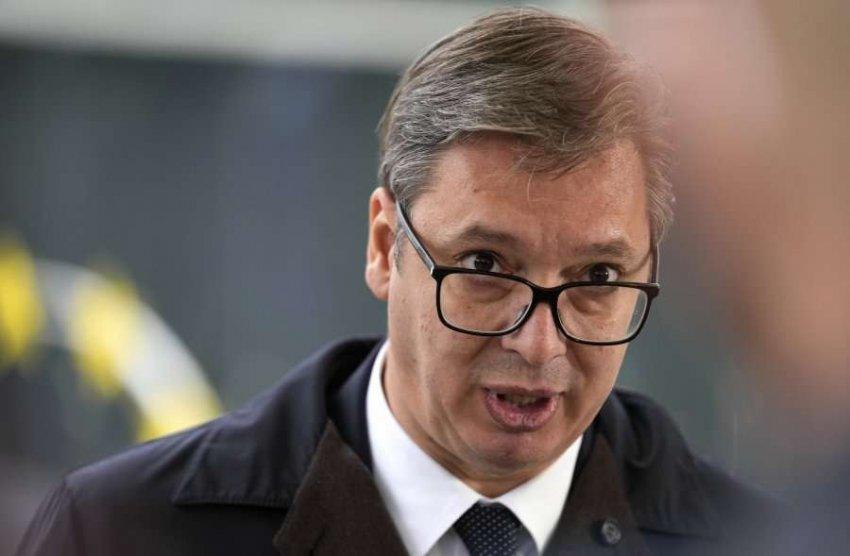 Vuçiq humb durimin: E telefonova Lajçakun, i thashë freno shqiptarët ose ne ...