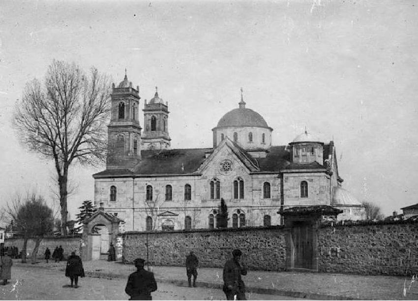 Kisha e Shën Gjergjit (1905-1968)