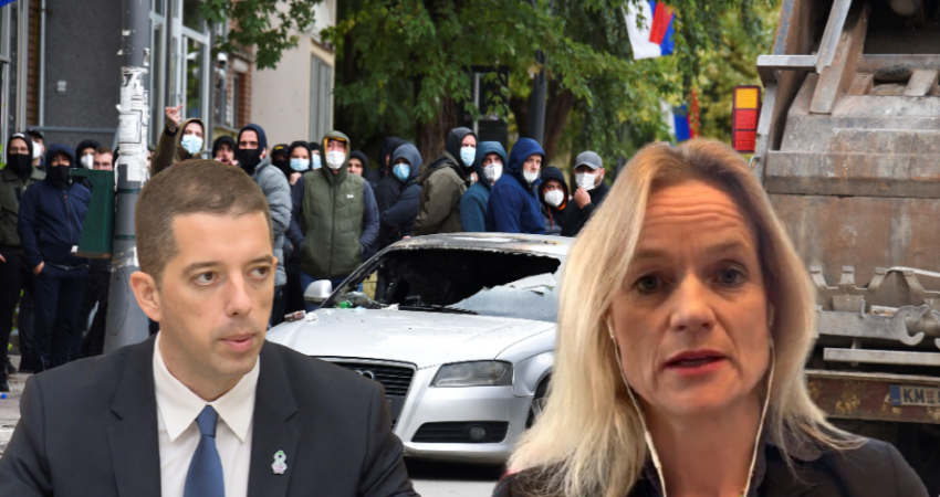 Gjuriqi përplaset keq me eurodeputete gjermane që përkrahi aksionin në veri