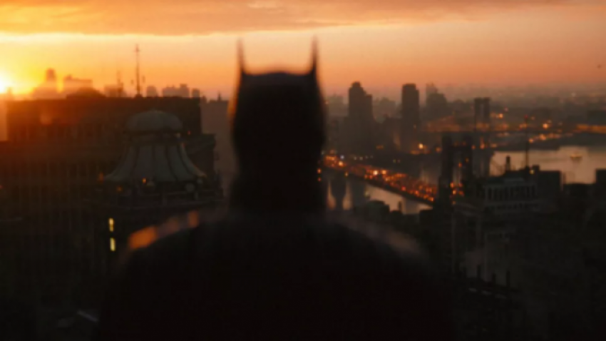 "Publikohet traileri i filmit ""The Batman"""