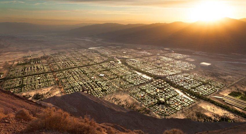 Miliarderi që planifikon qytetin e së ardhmes me vlerë 500 miliardë dollarë