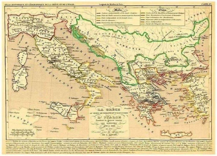 Mjerë ne, mjerë Shqipëria e Madhe!