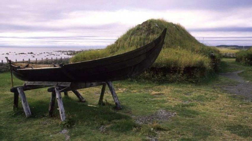 Studimi: Vikingët kishin një vendbanim në Amerikë të Veriut 1000 vjet më parë