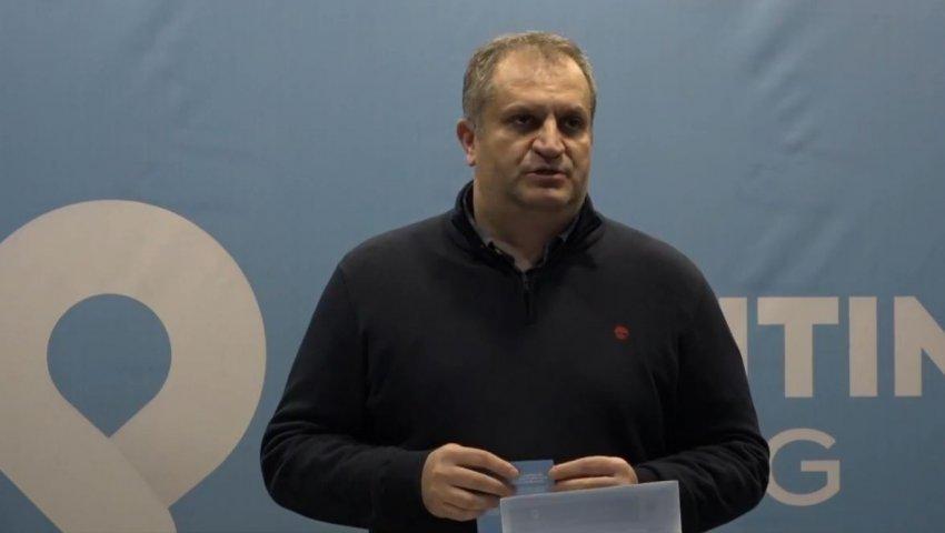 Afrim Tovërlani dyshohet se e kanosi me thikë Shpend Ahmetin