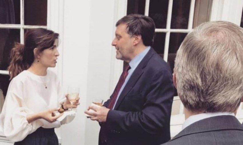 Politikania boshnjake: Palmer e përkrahu shkëmbimin e territoreve Kosovë-Serbi, përmend edhe Çitakun dhe Ahmetin