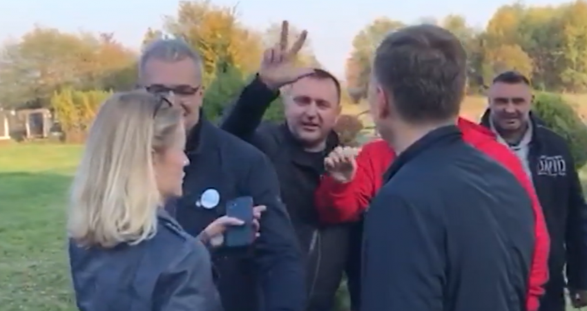 """""""Nuk do na e merrni Kosovën""""/  Von Cramon sulmohet nga militantët e Vuçiqit"""