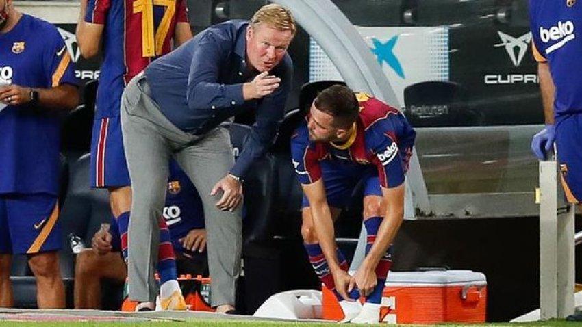 Lojtari i Barcelonës godet trajnerin Koeman edhe pas shkarkimit