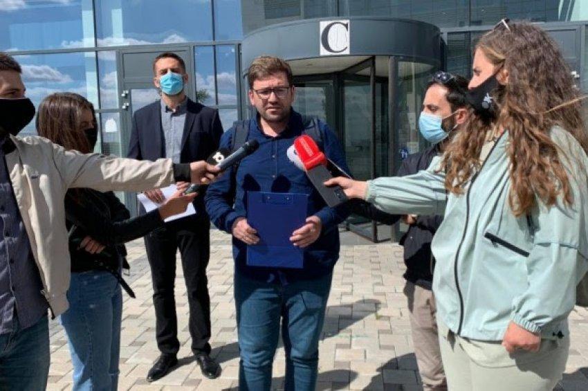 PSD dorëzon kallëzim penal kundër ministrit Vitia, kjo është arsyeja