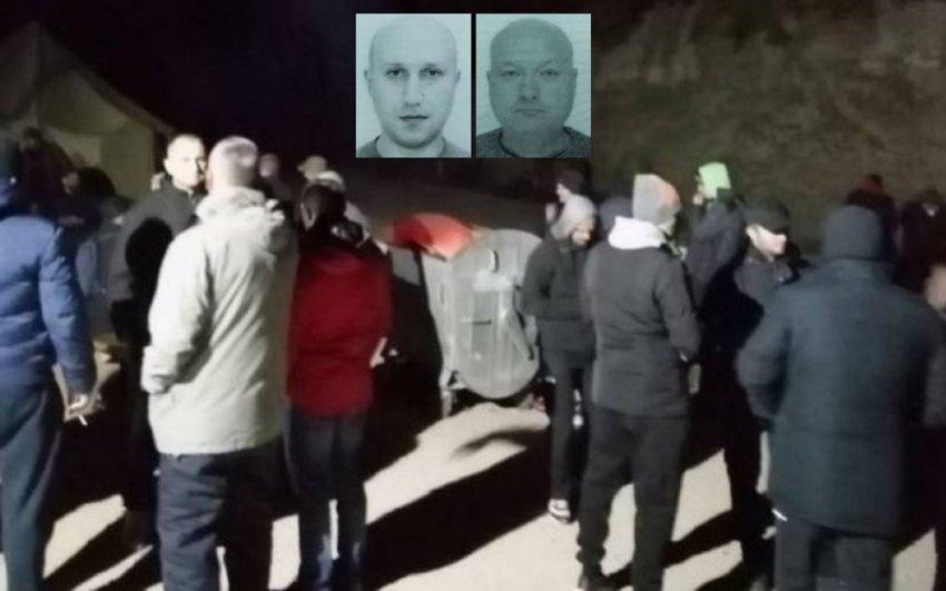 Flet agjenti rus që u pa dje në Jarinje