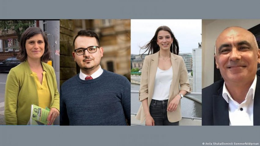 Njihuni me 4 shqiptarët që garojnë të dielën për në Bundestag