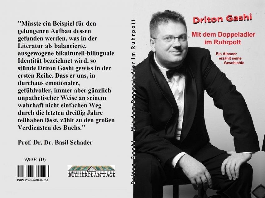 """""""Mit dem Doppeladler im Ruhrpott"""" – """"Me shqiponjën me dy krena në Ruhrpott"""""""