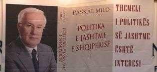 Promovohet libri i historianit dhe politikanit Paskal Milo